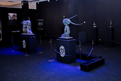 THE SECRET OF MINOTAUR by ArtPort Gallery