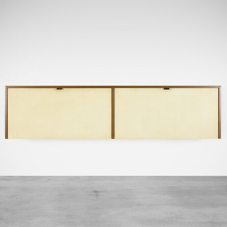 Florence Knoll, 'hanging cabinet, model 121 W-1', 1947