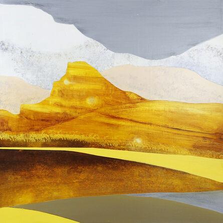 Sarah Winkler, 'Light Bounce Canyon Walls', 2020