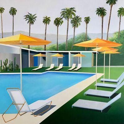 Daniel Raynott, 'Palm Springs Retreat', 2021