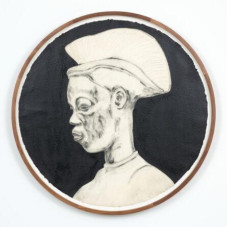 Serge Attukwei Clottey, 'Hair legacy IV', 2020