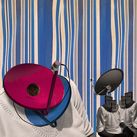 Joseph Obanubi, 'The Rendez-vous', 2018