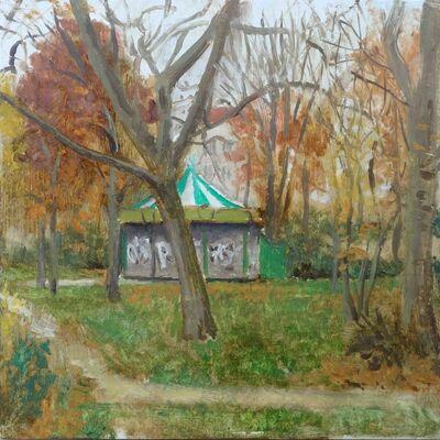 Jean-Baptiste Marot, 'Bois de Vincennes 1, Paris', 2017