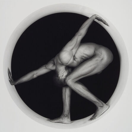 Robert Mapplethorpe, 'Thomas', 1987