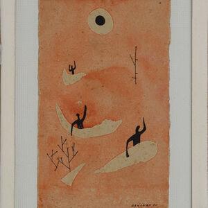 Antônio Bandeira, 'Untitled', 1951