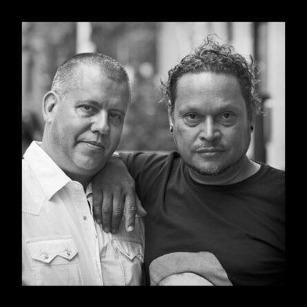 Robert Kalman, 'Carlos & Pablo'