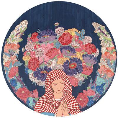 Liu Tianlian 刘天怜, 'The Prayer of Virgin Mary', 2015