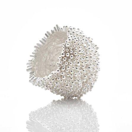 Junko Mori, 'Silver Organism; Dew', 2017