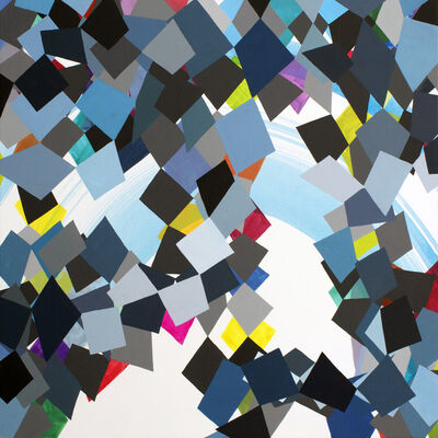 Alison Rash, 'Step Backward', 2013