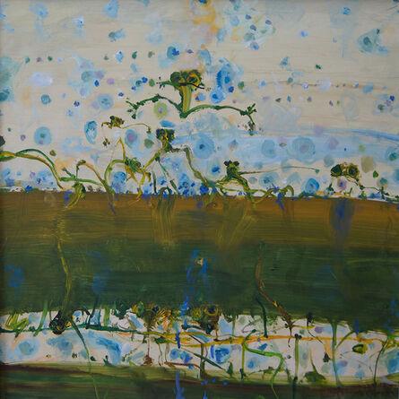 John Olsen (b.1928), 'Queensland Lilypond', 2003