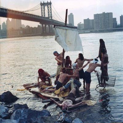 Bruce High Quality Foundation, 'The Raft of Medusa', 2007