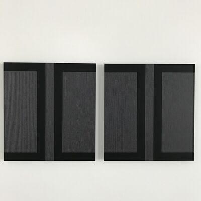 Hadi Tabatabai, 'Thread Painting 2014-7', 2014