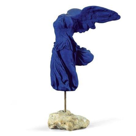 Yves Klein, 'Victoire de Samothrace', 1962 -1963