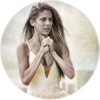 Sandra Carrion, 'Waiting'