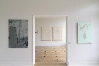 Doppelausstellung LEISE - Niko Grindler und Gert Wiedmaier
