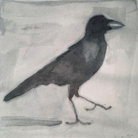 Mary Lawler, 'Crow', 2017