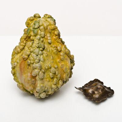 Bettina Hubby, 'gourd and ravioli', 2015