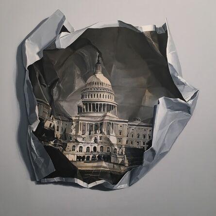 Geandy Pavon, 'Washington Still Life', 2015