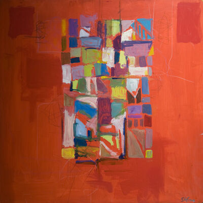 Frank Shifreen, 'Untitled Abstraction', 2013
