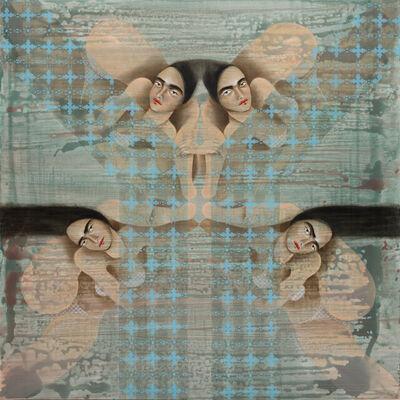 Hayv Kahraman, 'Draped by Antibody', 2021