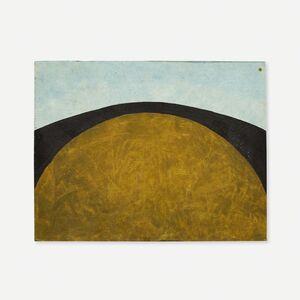 Mac Wells, 'Moonrise #2', 1964