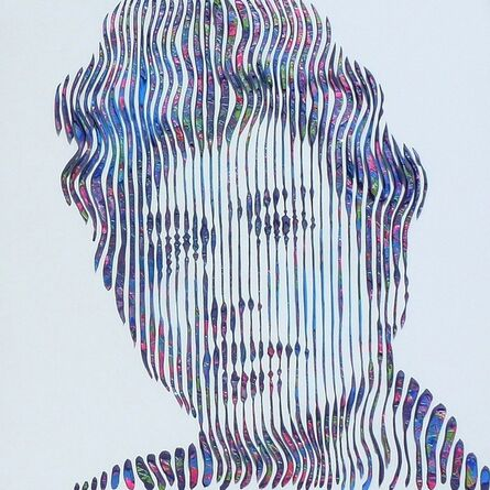 Virginie Schroeder, 'Forever Young Bob Dylan', 2018
