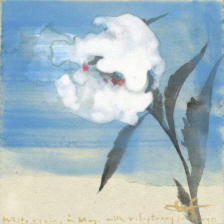 Makoto Fujimura, 'White again in May  五月花又白', 2016