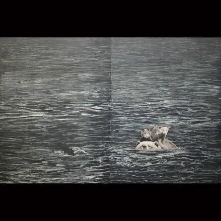 Mary Hood, 'Swimming', 2016