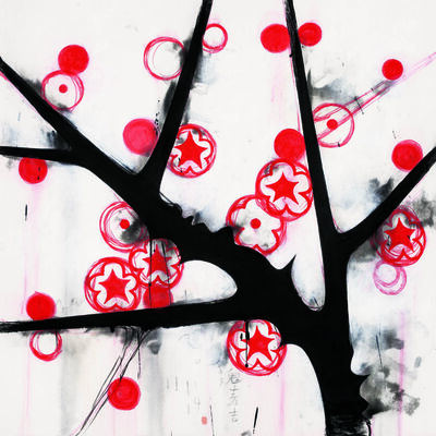 Qingji Wei, 'Blossom 2014 A', 2014