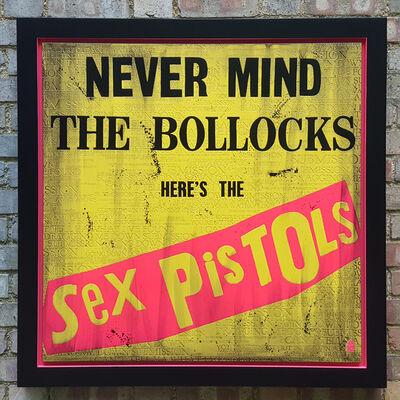 Rob Bishop, 'Never Mind the Bollocks', 2018