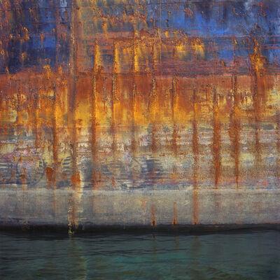 Frank Hallam Day, 'Ship Hull #05', 2003