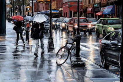 Susan Grossman: Urban Stories