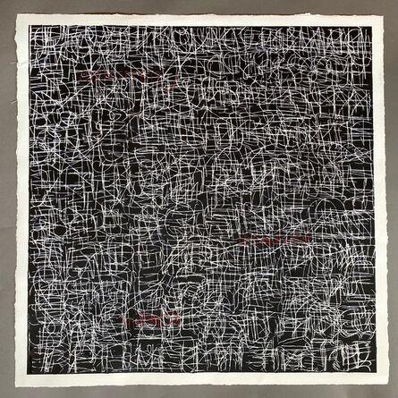 Shreya Mehta, 'Black Identity (framed)', 2021