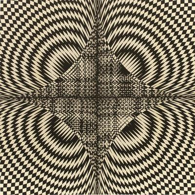 Elena Asins, 'Untitled', 1971