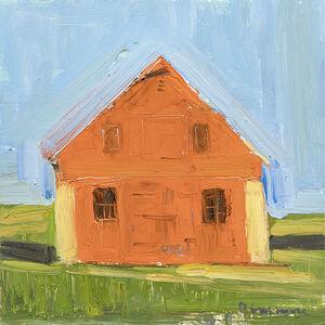 Stephen Dinsmore, 'Red Barn', 2020