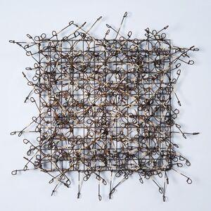 John Garrett, 'Circle Grid No. 6 ', 2015