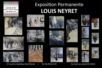 Permanent Exhibition of  Louis Neyret