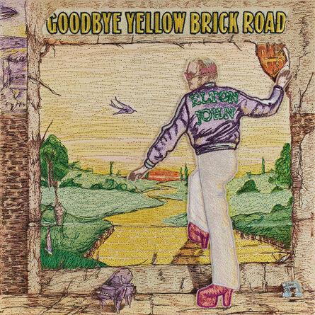 Stephen Wilson, 'Goodbye Yellow Brick Road, Elton John', 2019