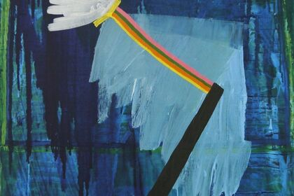 Becky Yazdan: Setting Fires with works by Jana Paleckova