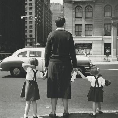 Vivian Maier, 'Untitled, 1954, New York', 1954