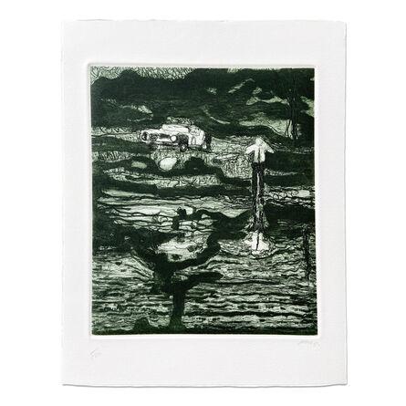 Peter Doig, 'Echo Lake', 2000