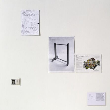 Ryan Gander, 'Are We Living In (Associative Photograph #18)', 2004