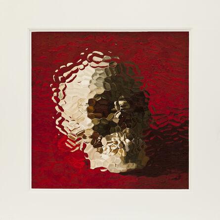 Marcus Harvey, 'Glass Painting', 2012