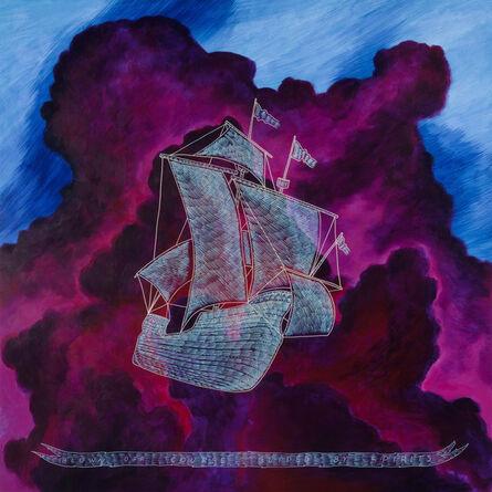 Richard Armendariz, 'Blown Off Course, Guided By Spirits', 2020
