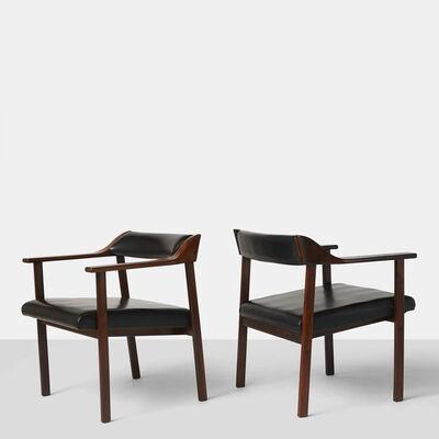 Joaquim Tenreiro, 'Pair of Lounge Chairs', 1950-1959