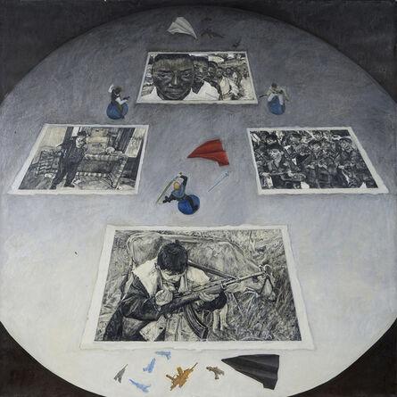 Regina Granne, 'War Games', 1998