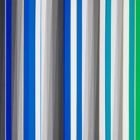 Gabriele Evertz, '(A-) Chromatic + BG', 2015