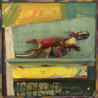 Maurice Gray, 'When the runner up outruns the runner', 2012