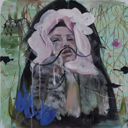 Aleksandra Urban, 'Mustache', 2013