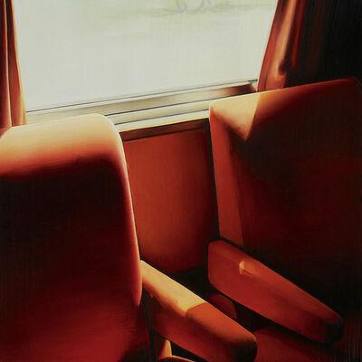 Ada Sadler, 'Train Chairs #46', 2019